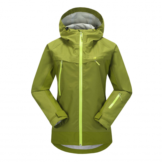 17d14e4b3 Skogstad UK - Rondane 3-layer technical shell jacket Woodbine